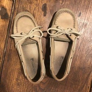 Girls Sperrys Laguna - Kids Size 1.5